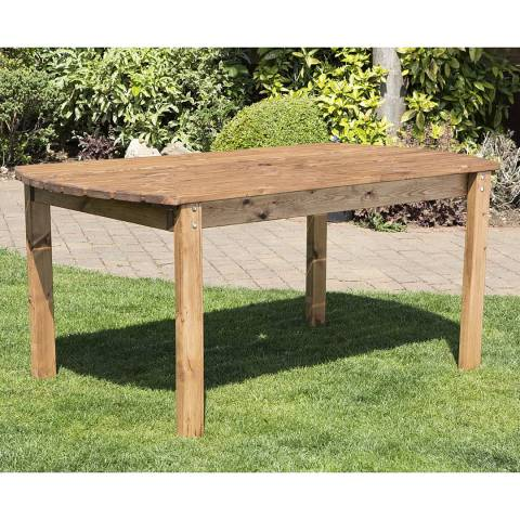 Charles Taylor Six Seater Rectangular Table