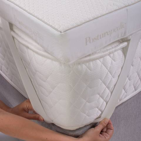 Sealy Posturepedic Classic Super King Mattress Enhancer