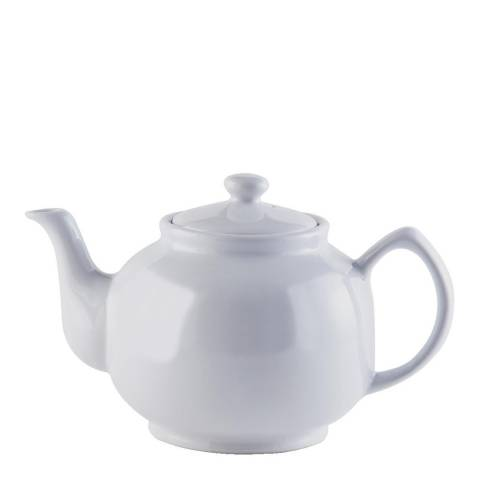 Price & Kensington White Teapot, 10 Cup
