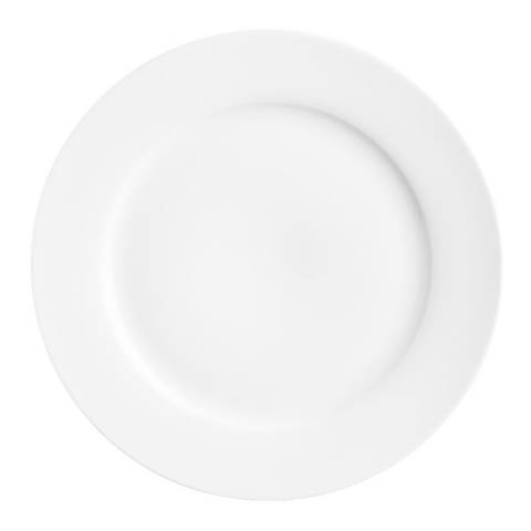 Price & Kensington Simplicity Set of 12 Rim Side Plates, 19cm