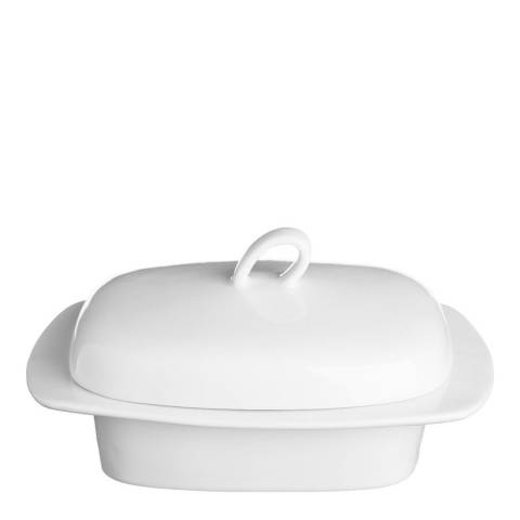 Price & Kensington Simplicity Butter Dish with Lid