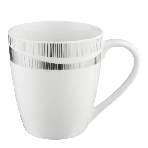 Price & Kensington Allure Set of 12 Mugs, 380ml