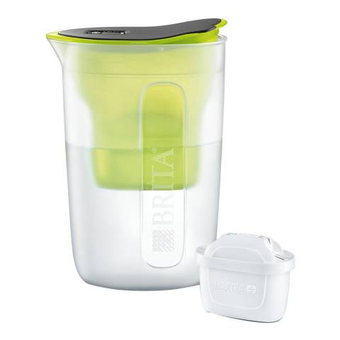 Brita Fun Water Filter Jug, Lime