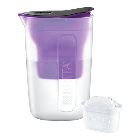 Brita Fun Water Filter Jug, Purple