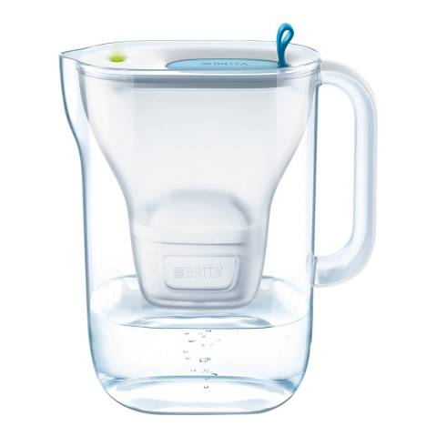 Brita Style Water Filter Jug Blue