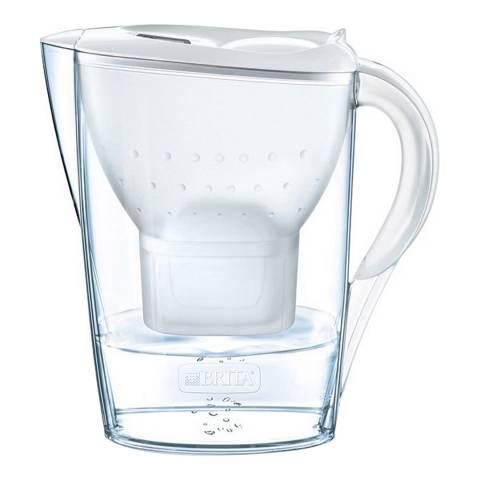 Brita Marella Water Filter Jug Cool White