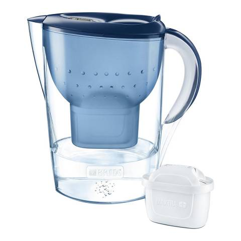 Brita Marella Water Filter Jug XL Blue