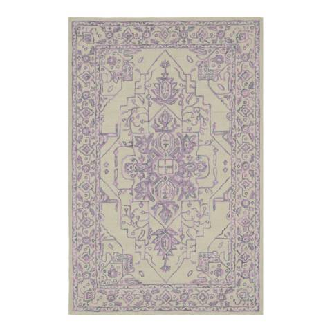 Rug Bazaar Gery Multi Coloured 152x244cm Rug