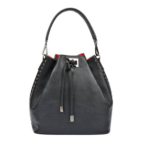 Renata Corsi Women's Black Renata Corsi Top Handle Bag