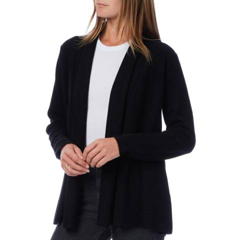 Scott & Scott London Black Cashmere Ellie Jacket