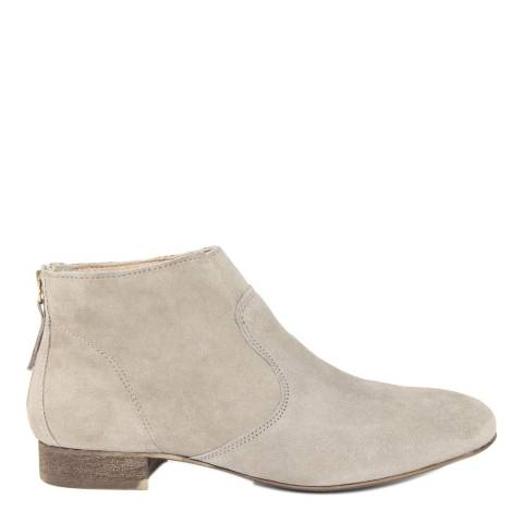Eye Grey Suede Ankle Boot