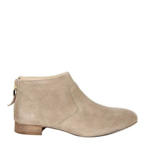 Eye Taupe Suede Ankle Boot