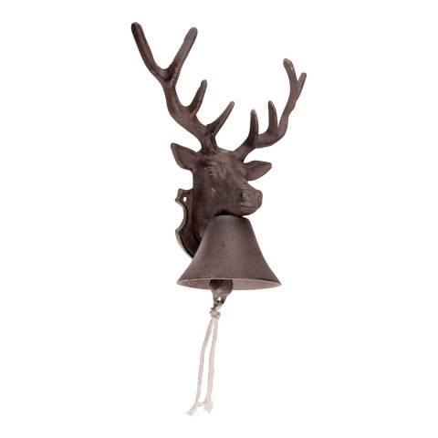 Fallen Fruits Cast Iron Deer Doorbell