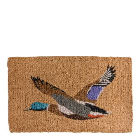 Fallen Fruits Coir Duck Doormat
