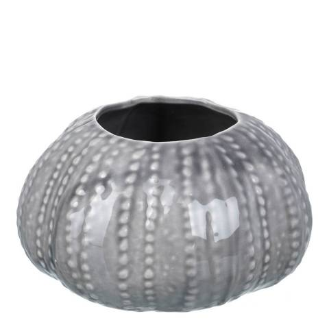 Parlane Grey Urchin Vase