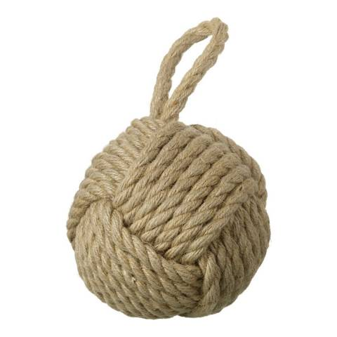 Parlane Natural Rope Door Stop