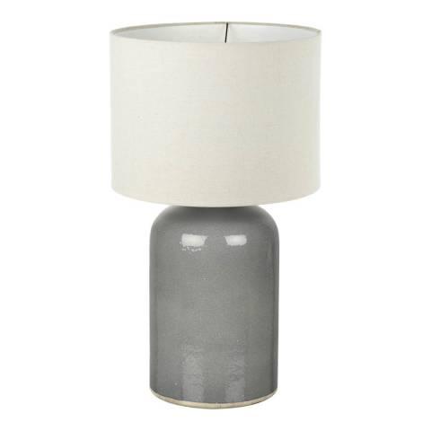 Parlane Dark Grey Alina Table Lamp