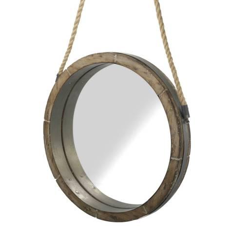 Parlane Kara 45cm Round Mirror