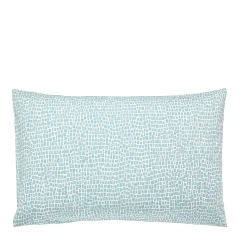 Scion Pair of Anneke Housewife Pillowcases, Kingfisher