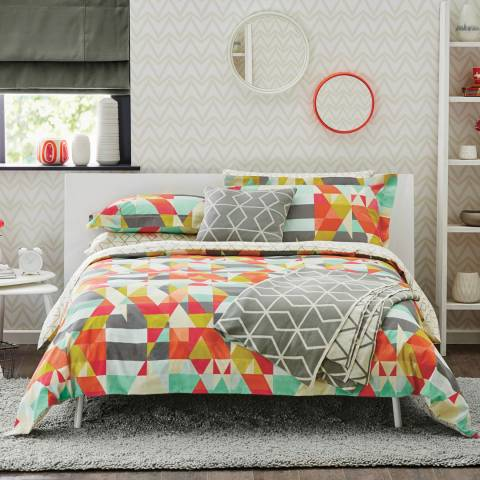 Scion Axis Double Duvet Cover, Sunset