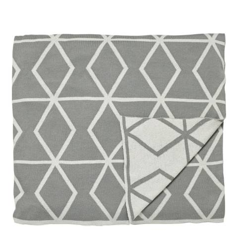 Scion Axis Throw 150 x 200cm, Stone