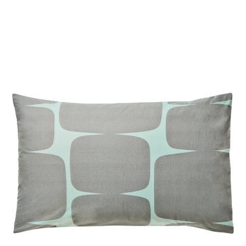 Scion Pair of Lohko Housewife Pillowcases, Mist