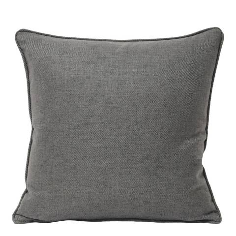 RIVA home Grey Atlantic Feather Cushion 55x55cm