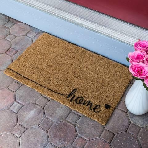 Entryways Brown Just for your Home Non-Slip Door Mat 40x60cm
