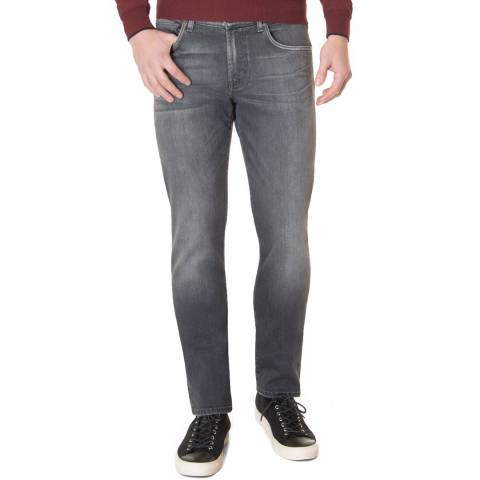 7 For All Mankind Grey Slimmy Stretch Jeans