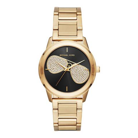 Michael Kors Women's Gold Hartman Watch