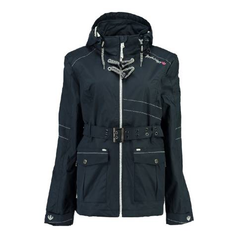 Geographical Norway Navy Arcentiel Coat