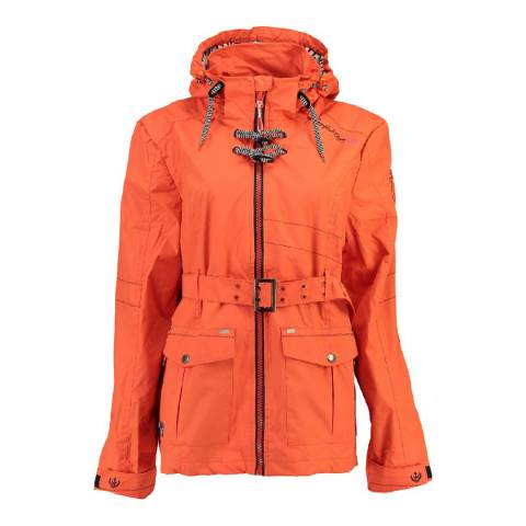 Geographical Norway Women's Coral Arcentiel Coat