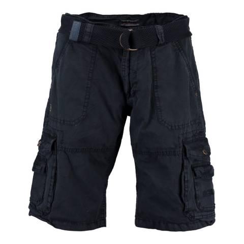 Geographical Norway Men's Navy Plavo Bermuda Shorts