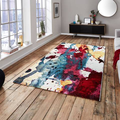 Think Rugs Multi Sunrise 9349A 120x170cm Rug
