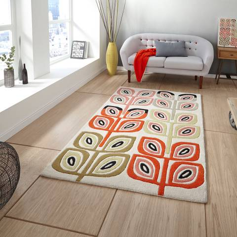 Think Rugs Multi Inaluxe Fabrique 120x170cm Rug