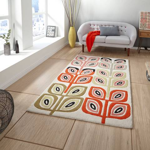 Think Rugs Multi Inaluxe Fabrique IX04 150x230cm Rug