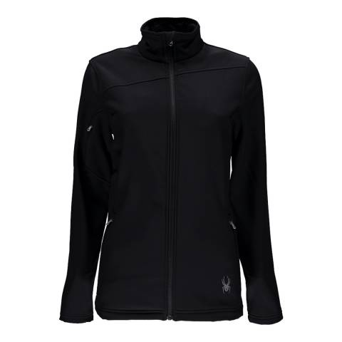 Spyder Women's Black Humboldt Jacket