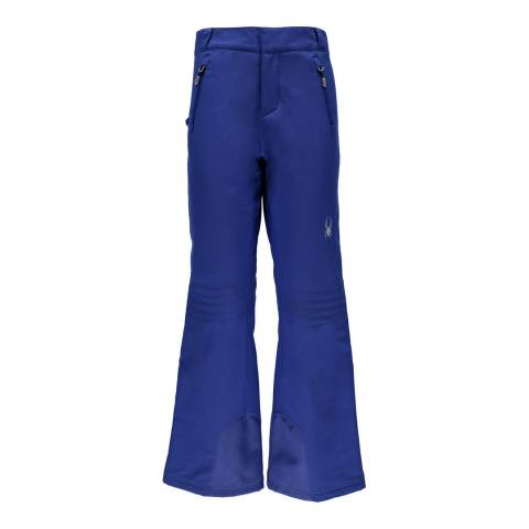 Spyder Women's Royal Blue Winner Tailored Trouser