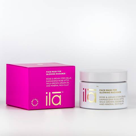 ila Face Mask for Glowing Radiance