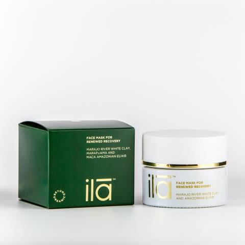 ila spa Face Mask for Renewed Recovery