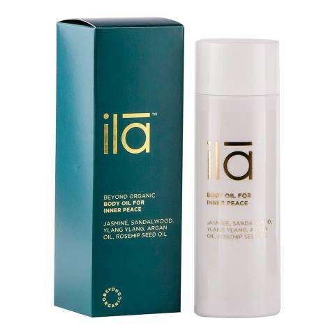 ila spa Body Oil for Inner Peace