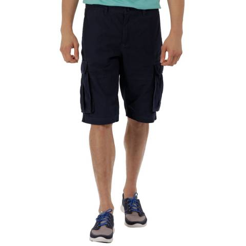 Regatta Men's Navy Shoreway II Shorts