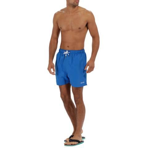 Regatta Men's Oxford Blue Mawson Swim Shorts