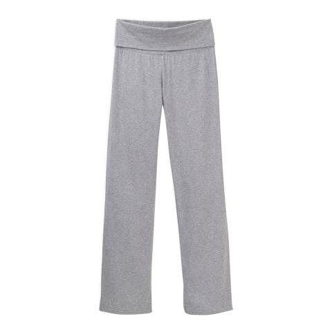 Petit Bateau Light Grey Melange Lounge Trousers
