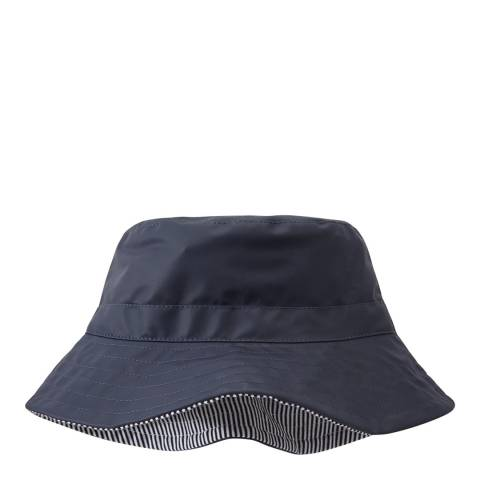 Petit Bateau Navy Waterproof Bucket Hat