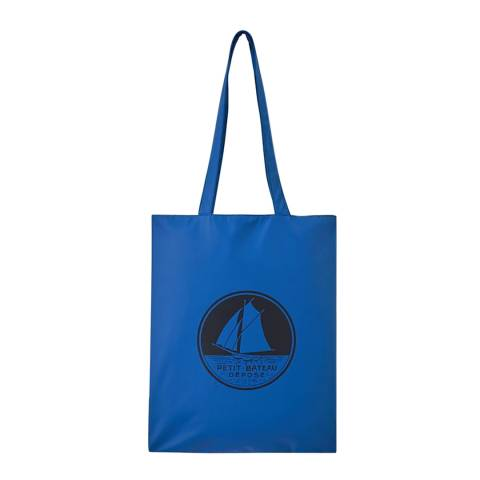 Petit Bateau Royal Blue Shoulder Tote Bag