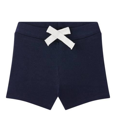 Petit Bateau Baby Boy's Navy Shorts