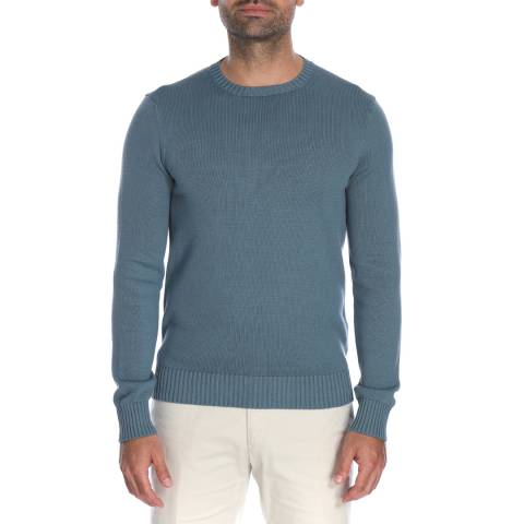 Hackett London Sage Crew Neck Jumper