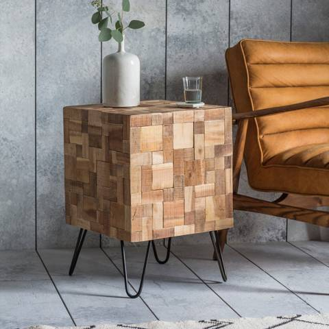 Gallery Mosaic Side Table