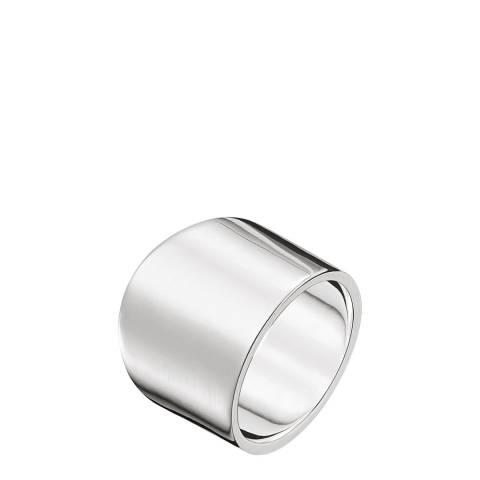 Thomas Sabo Silver Broad Ring